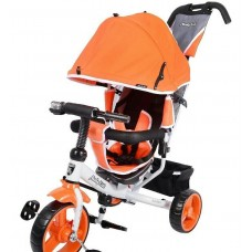 Велосипед 3-х кол. Comfort 10x8 EVA, оранж.641051