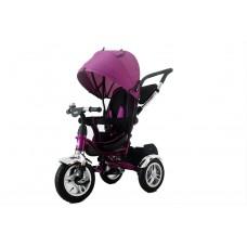 Велосипед 3-х кол. Roliz 008 фиолет.